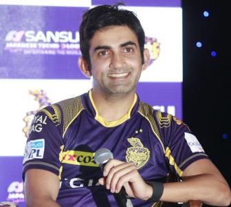 Gambhir slams Salman's appointment as India's brand ambassador for Olympics