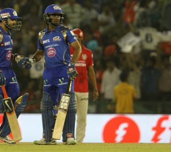 Mumbai Indians want to carry the momentum forward