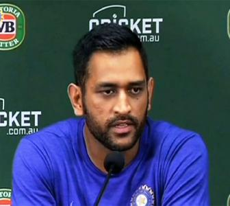 Dhoni 'still not convinced' about DRS