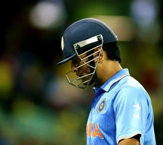 Could Sydney ODI be Dhoni's final 50-overs match?