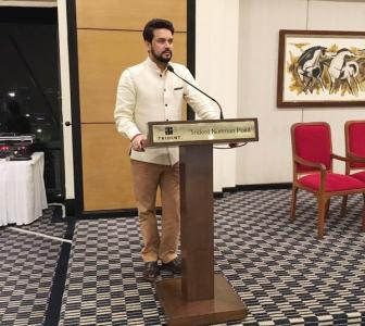 Anurag Thakur: An astute go-getter to lead BCCI in his unique style
