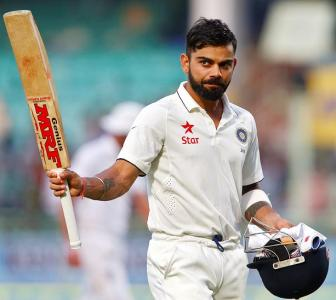 Kohli rises to career-high fourth in ICC Test rankings