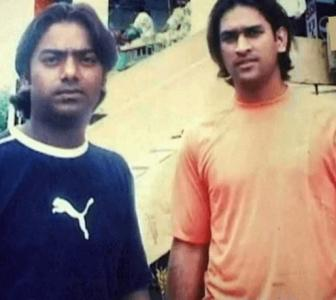 The tragic story of a friend who taught Dhoni 'Helicopter Shot'