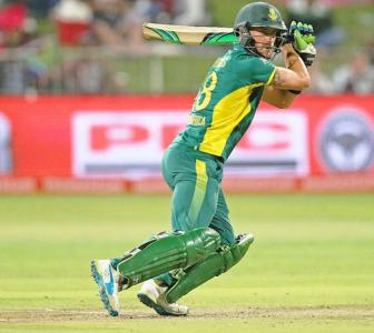 Why Du Plessis was happy with washed out game
