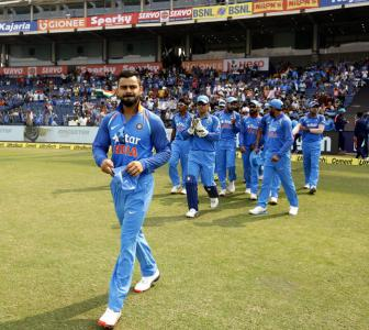 'India have fantastic chance to lift World Cup'