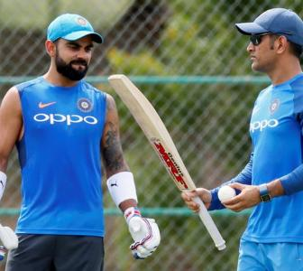 2019 World Cup: Check out Captain Kohli's plans for Dhoni