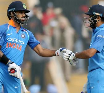 Why Rohit-Dhawan are the perfect opening pair...