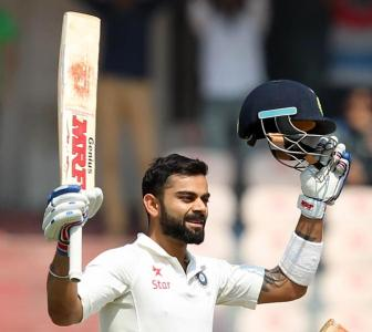 That's a wrap! Kohli rules in 2017 while Anand turns back the clock