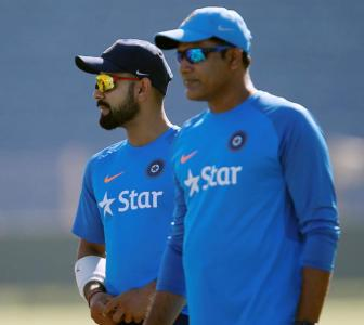 All about the Kumble-Kohli rift