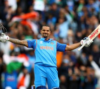 The truth about Dhawan's SRK touch celebration style