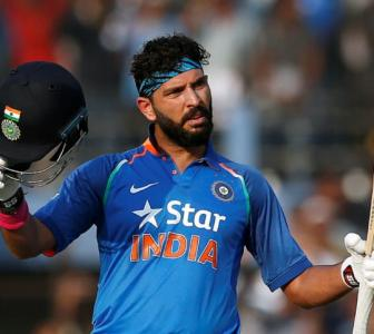 I am alive and that is the biggest thing for me: Yuvraj