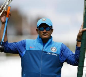 Kumble in running for Coach of the Year award