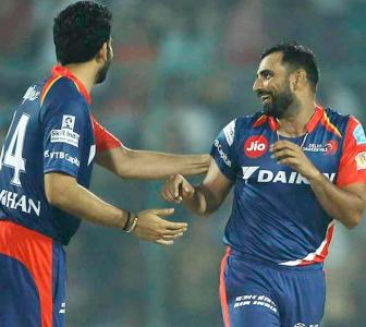 How Zaheer, Akram helped shape Shami's bowling career