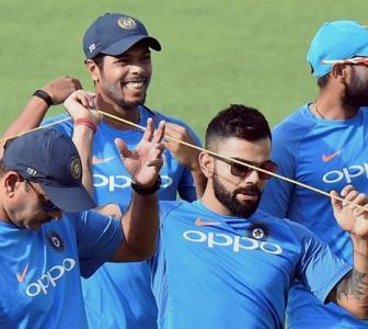 Will Kohli & Co start outdoor training post May 18?
