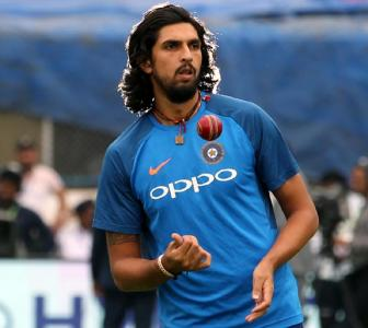 SEE: Ishant Sharma returns to training