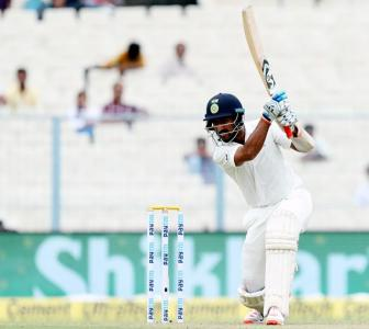 Stats: Pujara loves to bat against the Lankans