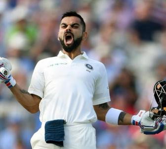 'Kohli above peers, destined for greatness'