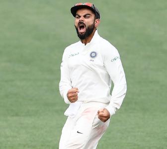 'Never met a more enthusiastic captain than Kohli'