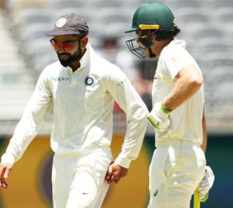 'Kohli was silly and disrespectful'
