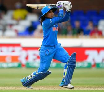 Last few days were very stressful for me and my parents: Mithali