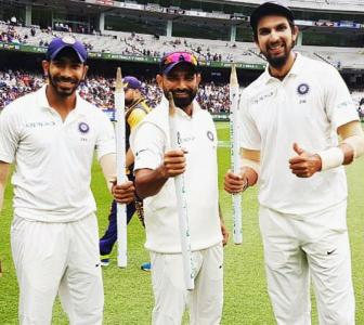'India at forefront of fast bowling renaissance'