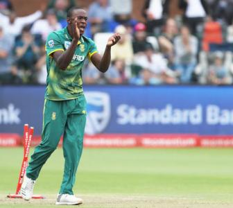 SA's Rabada set to be fit for WC opener against India