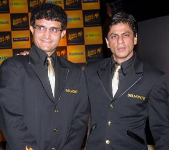 Why did SRK oust Dada from KKR?