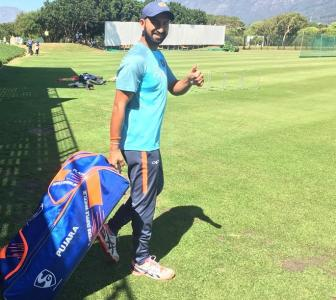 SEE: Pujara hits the right notes in nets