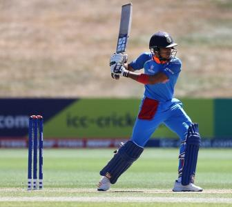 Kohli impressed by talented youngster Shubhman Gill