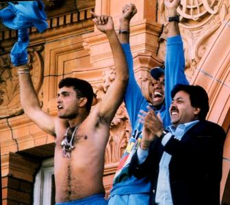 Ganguly made India a tough, determined side: Hussain