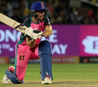 'Buttler was a class apart on difficult pitch'