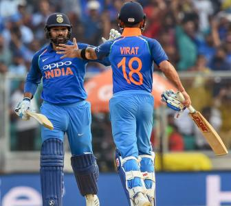 Rohit-Virat: One of the greatest ODI pairs
