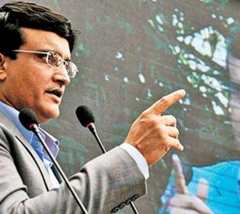 Sourav Ganguly makes bizarre claim