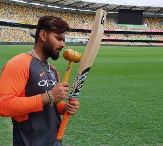 Pant's rise gives India 'healthy headache' ahead of World Cup