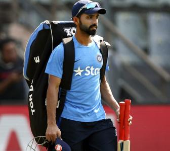 Here's what Rahane learnt on training with pink ball