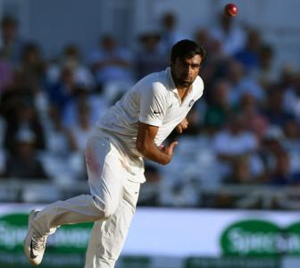 Why Ashwin loves bowling with the new ball