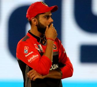 5 reasons why Kohli's RCB struggle