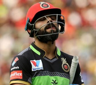 Rest Kohli ahead of World Cup?