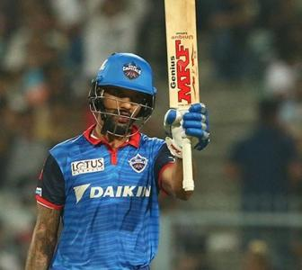 When Dhawan was denied his maiden T20 century