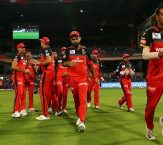 Will RCB WIN their first game in IPL-12?