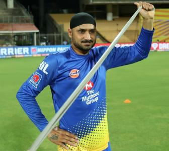 At 40, Harbhajan ready to go head to head with best