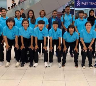 Thailand women's cricket team rewrites world record