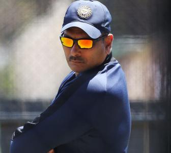 The 6 candidates short-listed for India coach's job