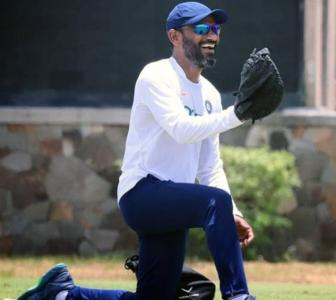 Why Sridhar was chosen over Rhodes as fielding coach