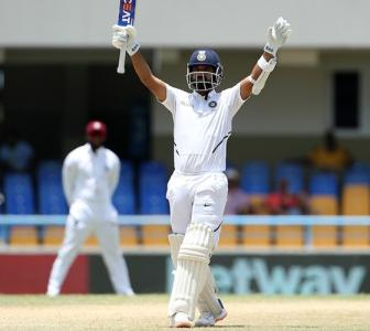 PICS: India vs West Indies, first Test, Day 4