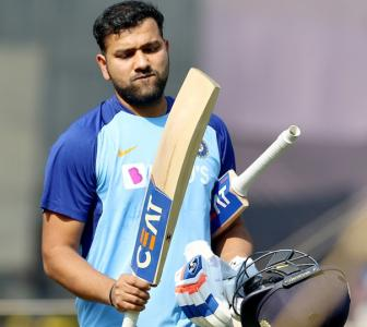 Time for T20 WC, let's focus on winning WI series: Rohit