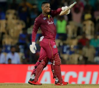 PHOTOS: Hetmyer, Hope hit centuries to lift WI to win