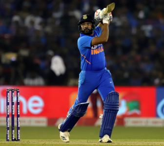 Rohit hopes both T20 World Cup and IPL take place