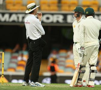 Boxing Day Test: Smith, umpire spar over dead-ball rule