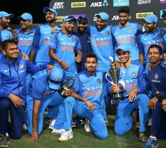 Rohit Sharma lauds his team for showing character